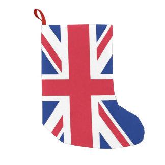 Christmas Stockings with Flag of United Kingdom