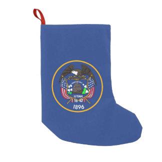 Christmas Stockings with Flag of Utah