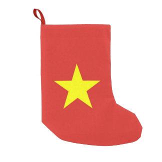 Christmas Stockings with Flag of Vietnam