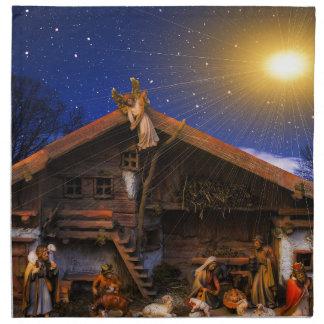 Christmas Story favor Napkin