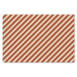 Christmas Stripe Holiday tissue paper