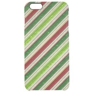 Christmas stripe iPhone 6 plus uncommon case