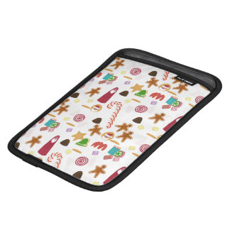 Christmas Sweeties Candies, Peppermints Candy Cane iPad Mini Sleeve