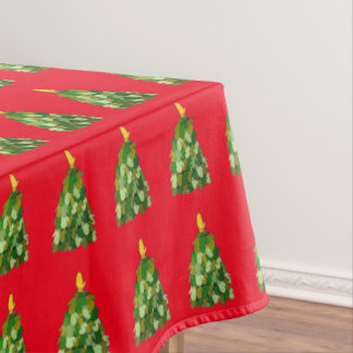 Christmas Table Cloth Tablecloth