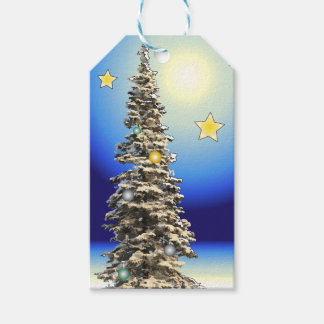 Christmas tag pack of gift tags