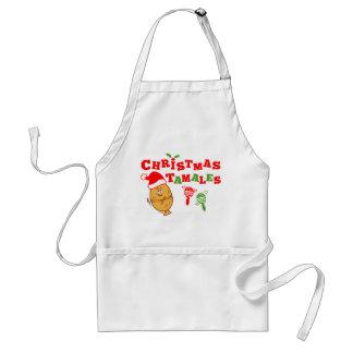 Christmas Tamales Standard Apron