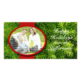 Christmas Template Family Photo Cards