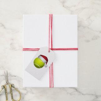 Christmas Tennis Ball Gift Tags