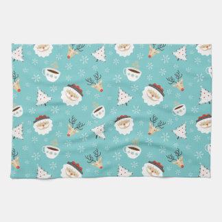 Christmas Theme Kitchen Towel
