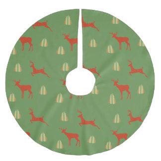 Christmas time Custom Tree Skirt