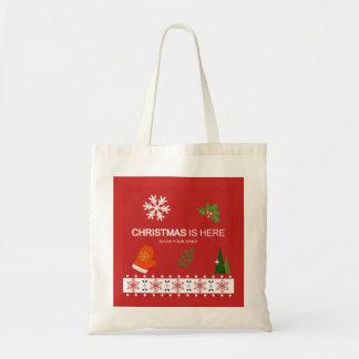 christmas tote christmas tote bags