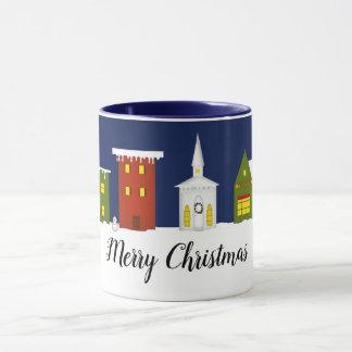Christmas Town  Mug