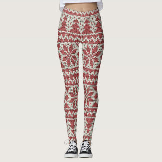 Christmas Traditional Leggings