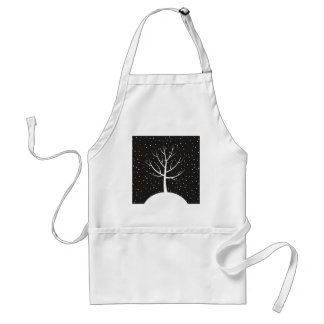 Christmas tree3 standard apron