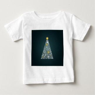 Christmas tree4 baby T-Shirt