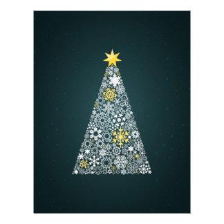 Christmas tree4 letterhead