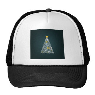 Christmas tree4 trucker hat