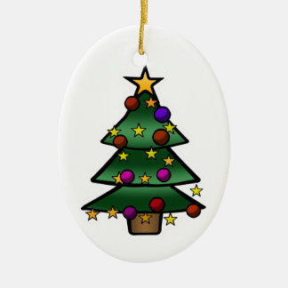 Christmas Tree 1 Christmas Ornament