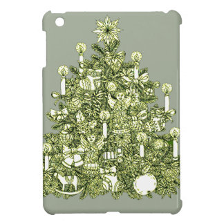 Christmas Tree 2 iPad Mini Case