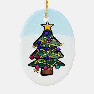Christmas Tree 2 Christmas Tree Ornaments