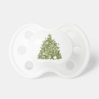 Christmas Tree 2 Pacifier