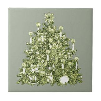Christmas Tree 2 Tile