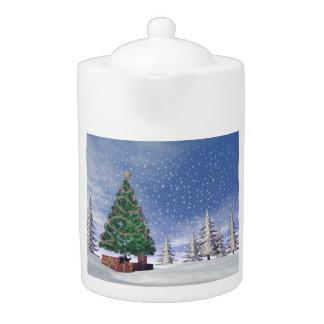 Christmas tree - 3D render