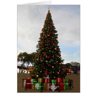 Christmas Tree #5 Card
