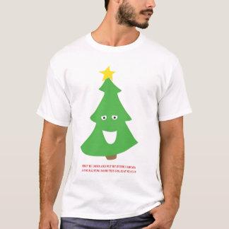Christmas Tree Carcass T-Shirt