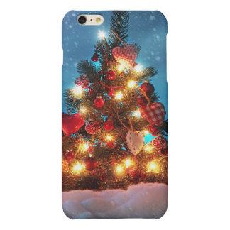 Christmas tree - Christmas decorations -Snowflakes