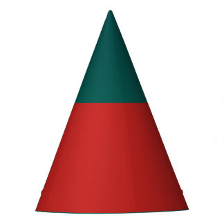 Christmas Tree Concept Party Hat