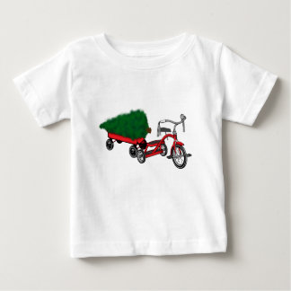 christmas tree delivery baby T-Shirt