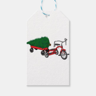 christmas tree delivery gift tags