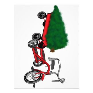christmas tree delivery letterhead