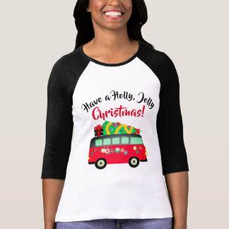 Christmas Tree Delivery Van T-Shirt