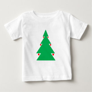 Christmas Tree Design 8.5 by 8.5 October 21 2017.g Baby T-Shirt