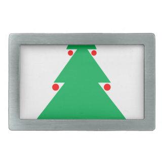 Christmas Tree Design 8.5 by 8.5 October 21 2017.g Belt Buckles