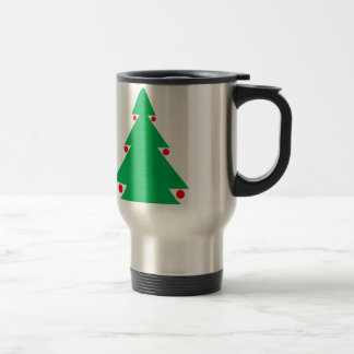 Christmas Tree Design 8.5 by 8.5 October 21 2017.g Travel Mug