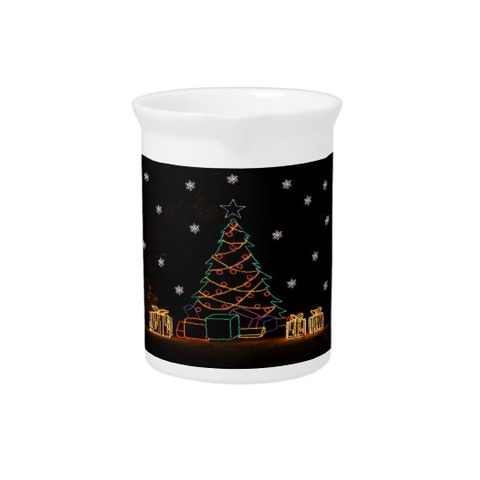 Christmas Tree Gifts ZZ 2016 Beverage Pitcher