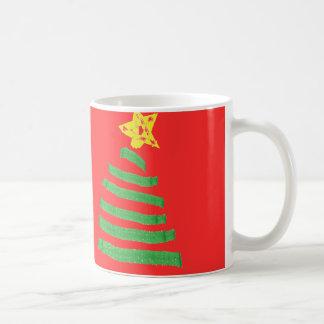 Christmas tree holidays Mug