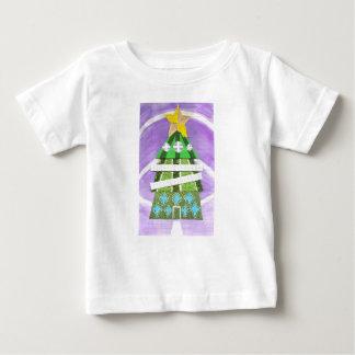 Christmas Tree Hotel Baby T-Shirt