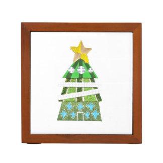 Christmas Tree Hotel Desk Organiser