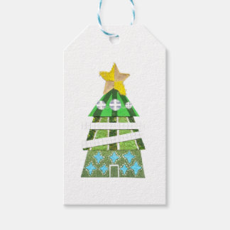 Christmas Tree Hotel Gift Tags