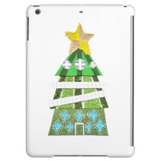 Christmas Tree Hotel I-Pad Air Back iPad Air Case