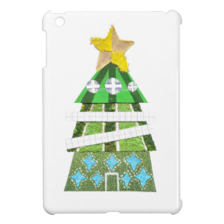 Christmas Tree Hotel I-Pad Mini Back iPad Mini Cases