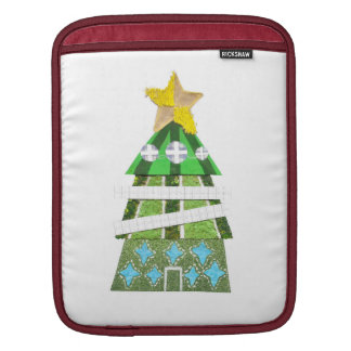 Christmas Tree Hotel I-Pad Sleeve