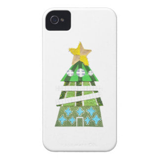 Christmas Tree Hotel I-Phone 4 Case