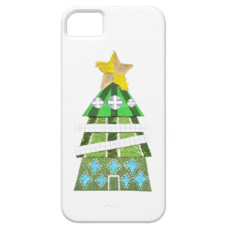 Christmas Tree Hotel I-Phone 5/5s Case