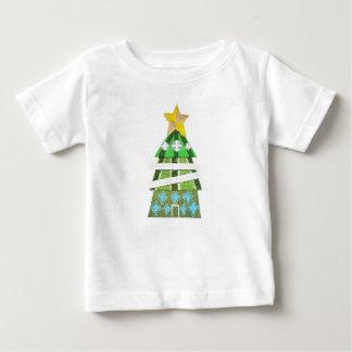 Christmas Tree Hotel No Background Baby T-Shirt
