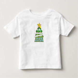 Christmas Tree Hotel No Background Toddler T-Shirt